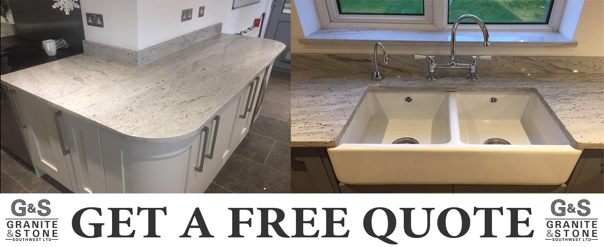 Granite worktop quote